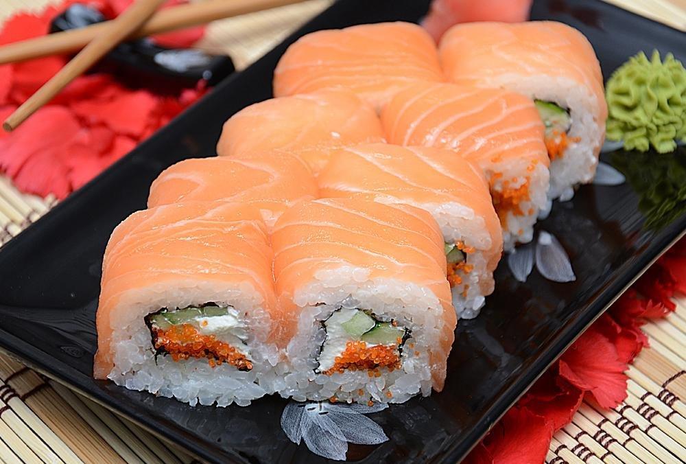 Виды суши в домашних условиях